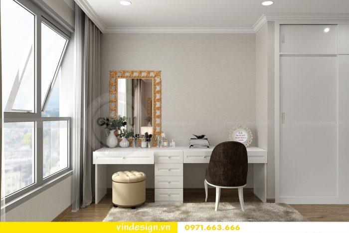 Thiết kế nội thất căn 12 tòa A2 chung cư gardenia 07