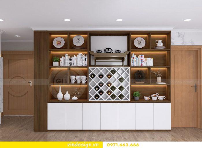 Thiết kế nội thất căn 12B tòa A2 chung cư Gardenia 04