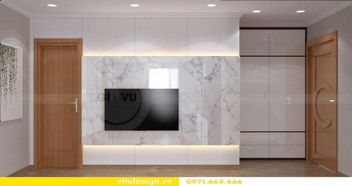 Thiết kế nội thất căn 12B tòa A2 chung cư Gardenia 05