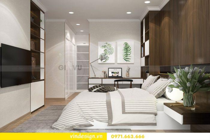 Thiết kế nội thất căn 12B tòa A2 chung cư Gardenia 09
