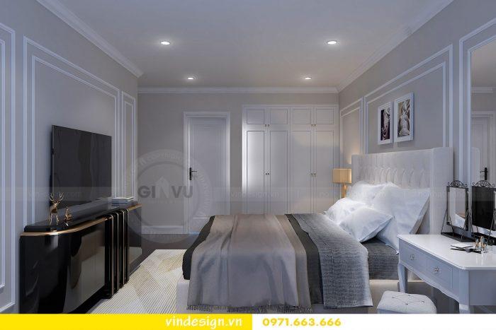 Thiết kế nội thất căn 16 tòa A2 chung cư gardenia 05