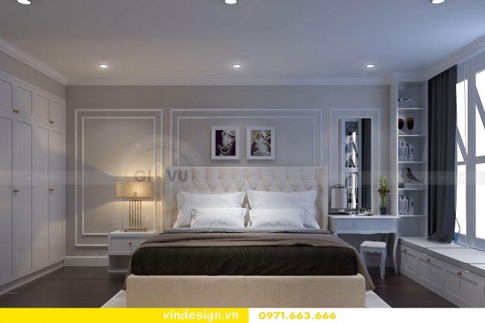 Thiết kế nội thất căn 16 tòa A2 chung cư gardenia 06