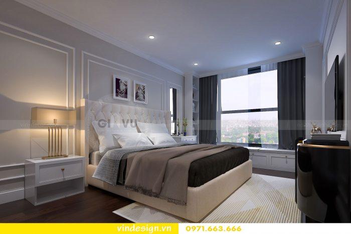 Thiết kế nội thất căn 16 tòa A2 chung cư gardenia 07
