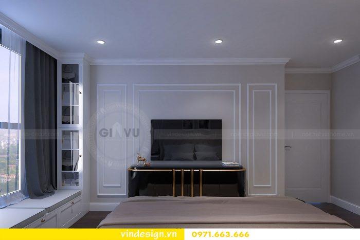 Thiết kế nội thất căn 16 tòa A2 chung cư gardenia 08