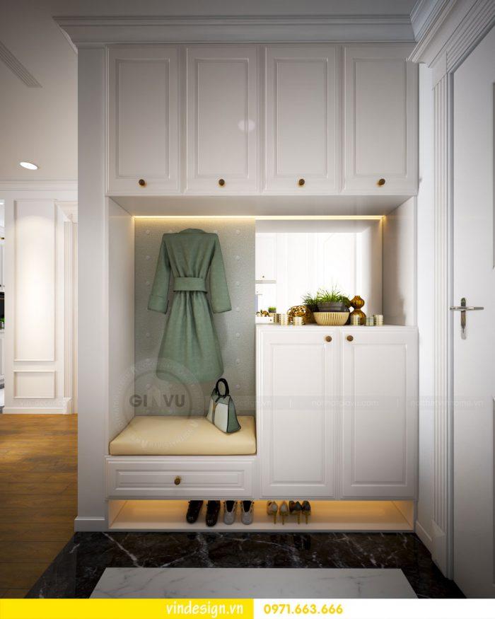 thiết kế nội thất căn 07 tòa A2 chung cư gardenia 04
