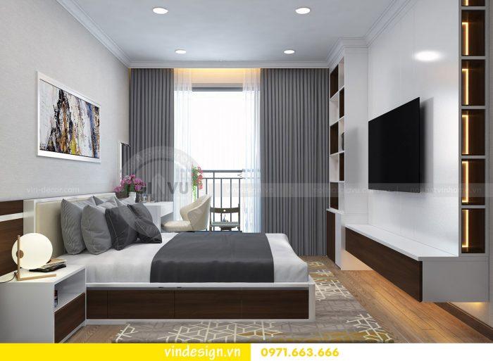 Thiết kế nội thất căn 03 tòa A1 chung cư gardenia 3 ngủ đẹp 13