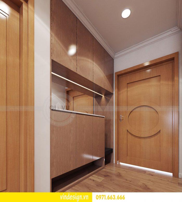 Thiết kế nội thất căn 05 tòa A1 chung cư Gardenia theo phong thủy 01