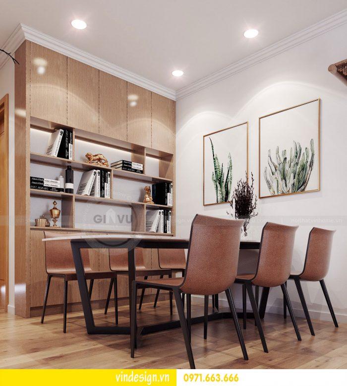 Thiết kế nội thất căn 05 tòa A1 chung cư Gardenia theo phong thủy 05