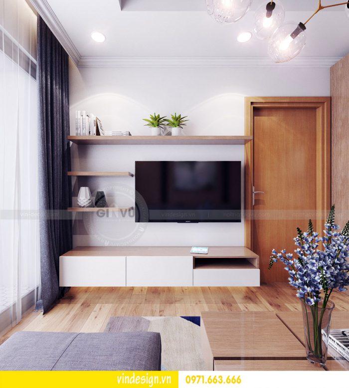 Thiết kế nội thất căn 05 tòa A1 chung cư Gardenia theo phong thủy 04