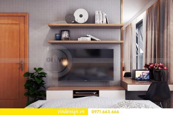 Thiết kế nội thất căn 05 tòa A1 chung cư Gardenia theo phong thủy 08