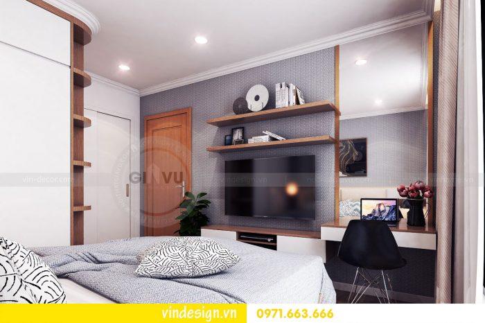 Thiết kế nội thất căn 05 tòa A1 chung cư Gardenia theo phong thủy 09