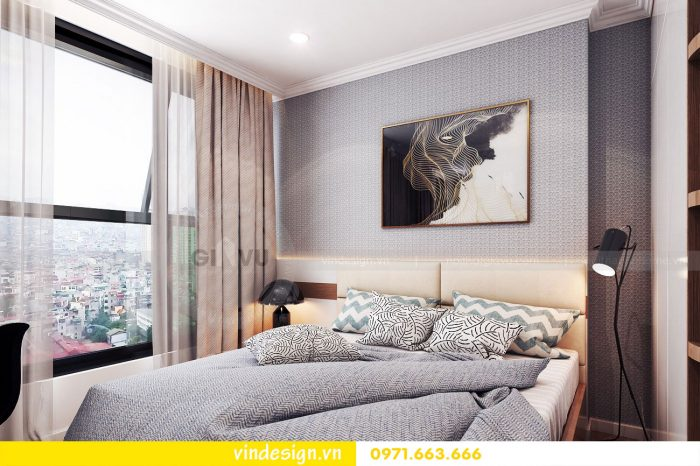 Thiết kế nội thất căn 05 tòa A1 chung cư Gardenia theo phong thủy 10