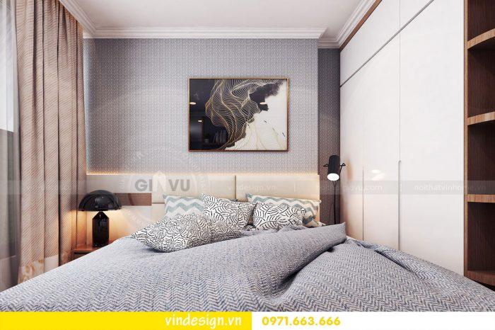 Thiết kế nội thất căn 05 tòa A1 chung cư Gardenia theo phong thủy 07