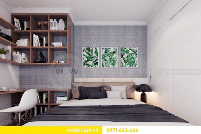Thiết kế nội thất căn 05 tòa A1 chung cư Gardenia theo phong thủy 11