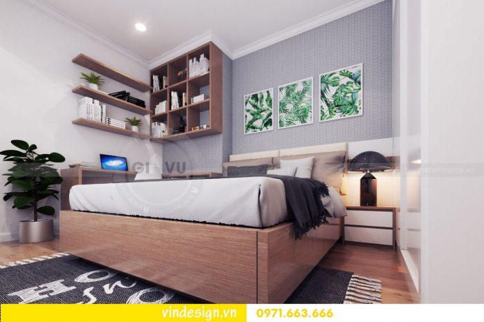 Thiết kế nội thất căn 05 tòa A1 chung cư Gardenia theo phong thủy 12