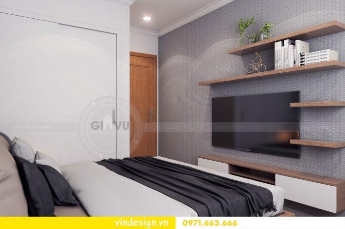Thiết kế nội thất căn 05 tòa A1 chung cư Gardenia theo phong thủy 13
