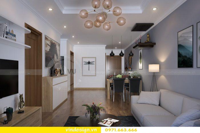 Thiết kế nội thất căn 07 tòa A1 chung cư Gardenia 04