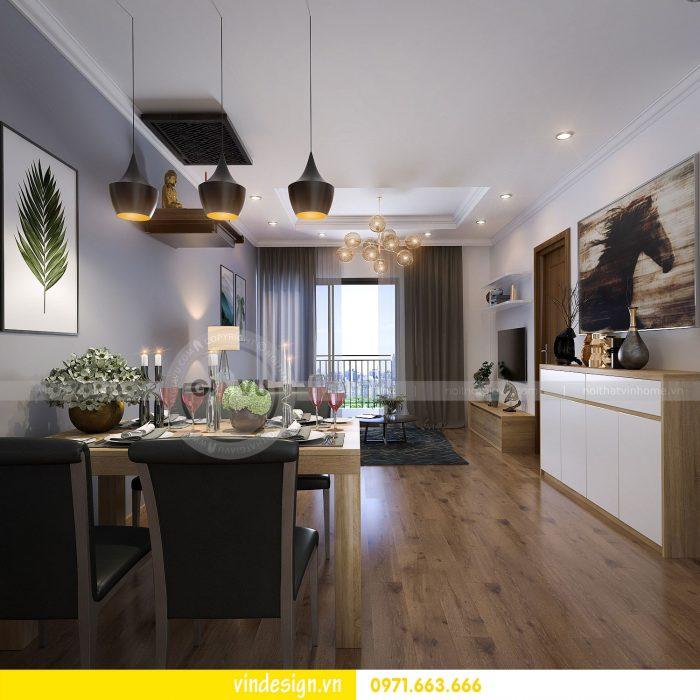 Thiết kế nội thất căn 07 tòa A1 chung cư Gardenia 05