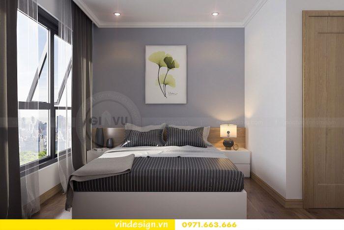 Thiết kế nội thất căn 07 tòa A1 chung cư Gardenia 06