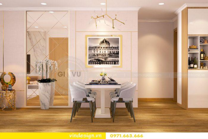 Thiết kế nội thất chung cư gardenia tòa A1 căn 04 số 03