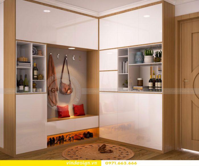 Thiết kế nội thất chung cư gardenia tòa A1 căn 04 số 04