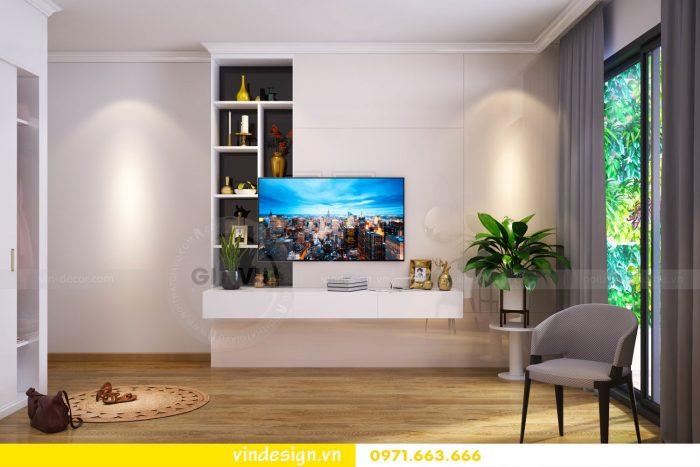 Thiết kế nội thất chung cư gardenia tòa A1 căn 04 số 06
