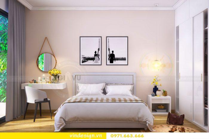 Thiết kế nội thất chung cư gardenia tòa A1 căn 04 số 07