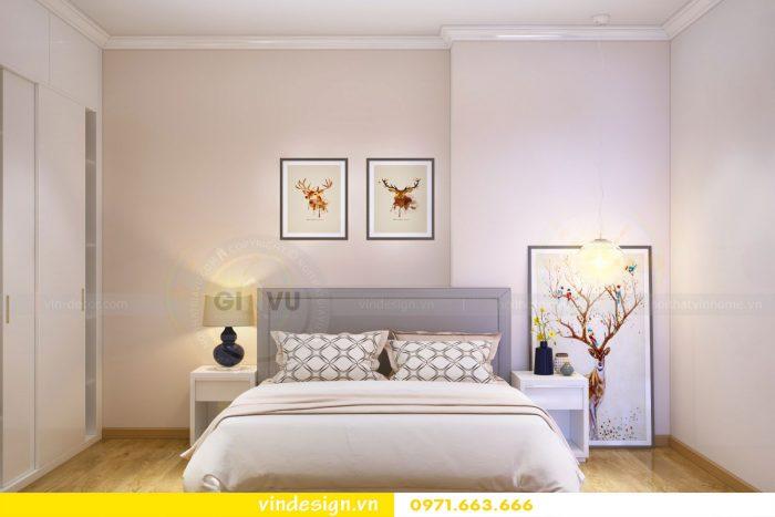 Thiết kế nội thất chung cư gardenia tòa A1 căn 04 số 08