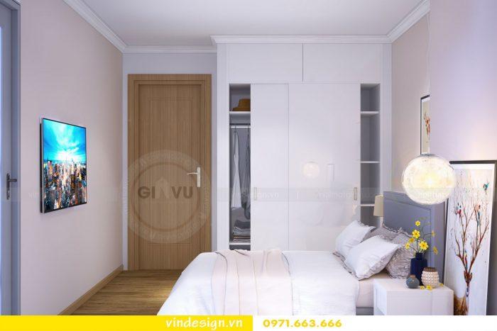 Thiết kế nội thất chung cư gardenia tòa A1 căn 04 số 09