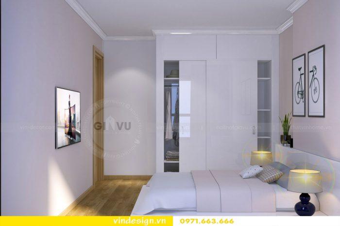 Thiết kế nội thất chung cư gardenia tòa A1 căn 04 số 11