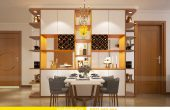 Thiết kế nội thất chung cư Gardenia tòa 01 căn 09 số 02