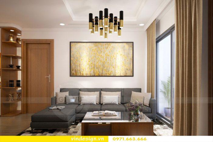 Thiết kế nội thất chung cư Gardenia tòa 01 căn 09 số 03