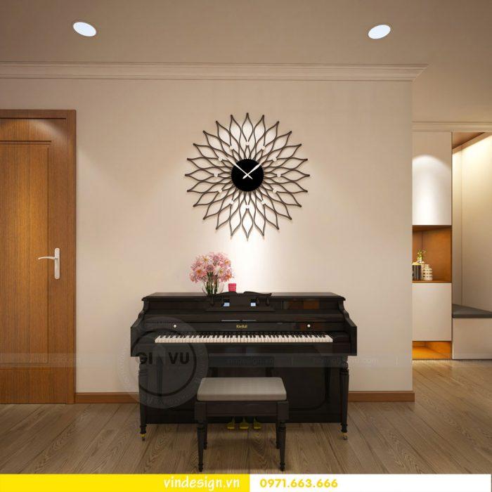 Thiết kế nội thất chung cư Gardenia tòa 01 căn 09 số 04
