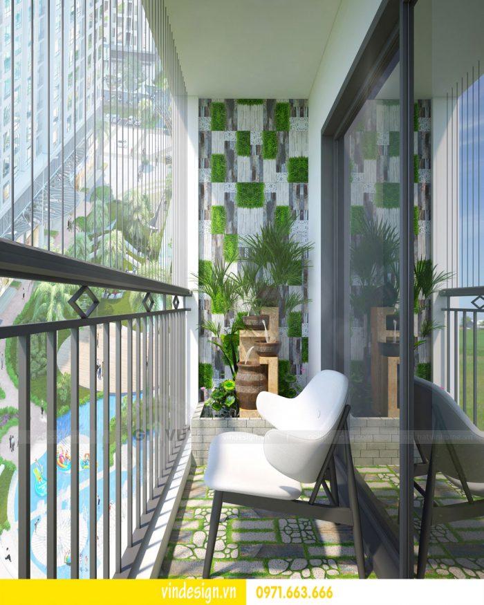 Thiết kế nội thất chung cư Gardenia tòa 01 căn 09 số 05
