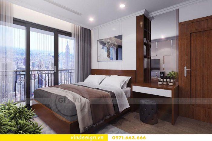 Thiết kế nội thất chung cư Gardenia tòa 01 căn 09 số 08