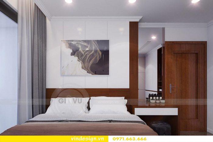 Thiết kế nội thất chung cư Gardenia tòa 01 căn 09 số 09