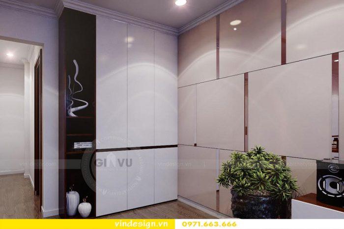 Thiết kế nội thất chung cư Gardenia tòa 01 căn 09 số 10