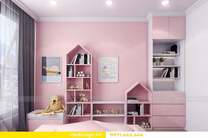 Thiết kế nội thất chung cư Gardenia tòa 01 căn 09 số 11