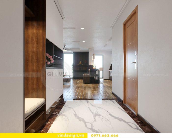 Thiết kế nội thất chung cư gardenia tòa A1 căn 11 số 02