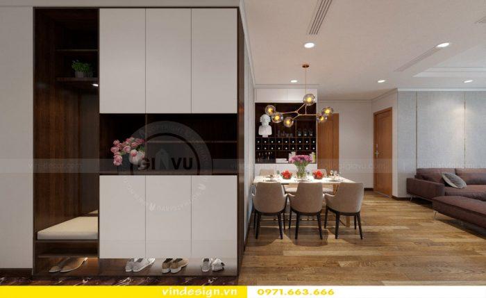 Thiết kế nội thất chung cư gardenia tòa A1 căn 11 số 03