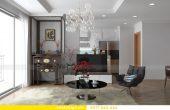 Thiết kế nội thất chung cư gardenia tòa A1 căn 11 số 04