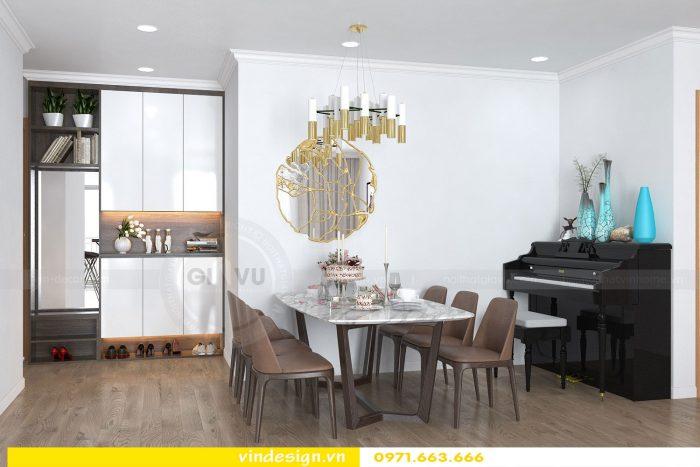 Thiết kế nội thất chung cư gardenia tòa A1 căn 11 số 05