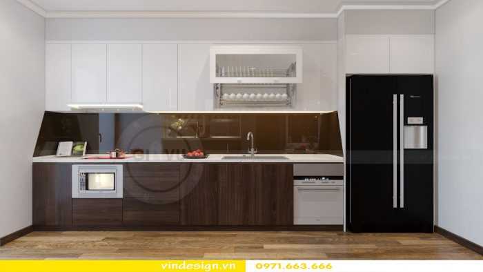 Thiết kế nội thất chung cư gardenia tòa A1 căn 11 số 07