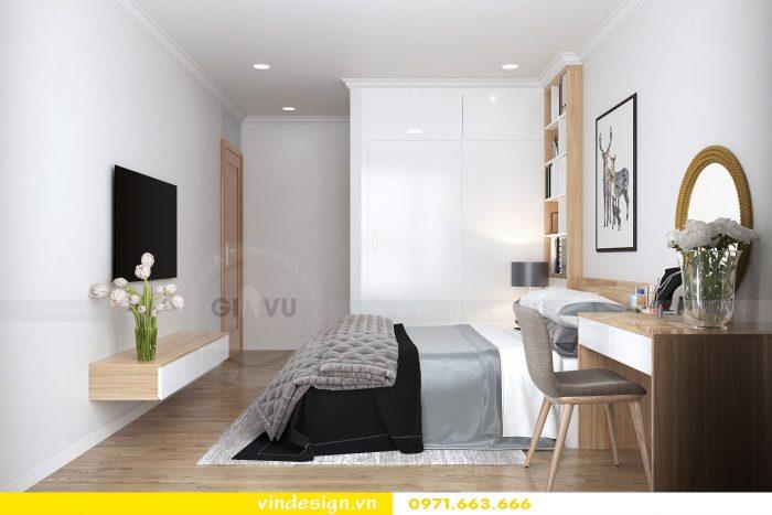 Thiết kế nội thất chung cư gardenia tòa A1 căn 11 số 08