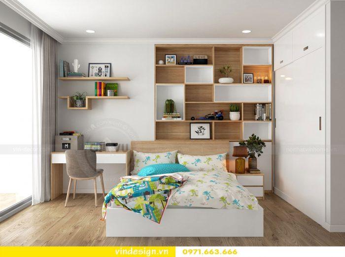 Thiết kế nội thất chung cư gardenia tòa A1 căn 11 số 09