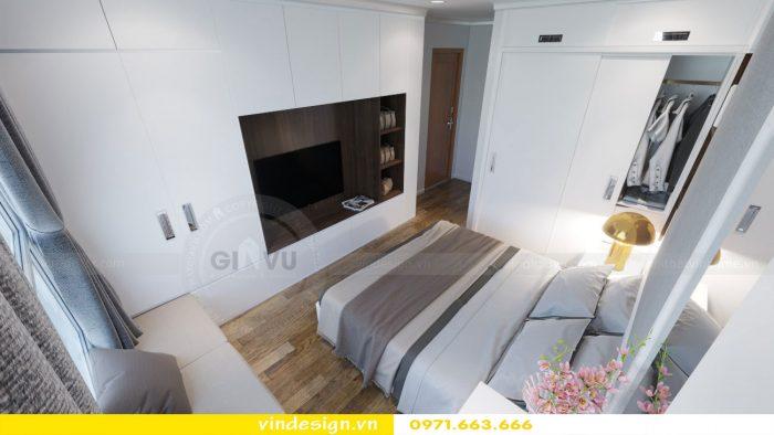 Thiết kế nội thất chung cư gardenia tòa A1 căn 11 số 11