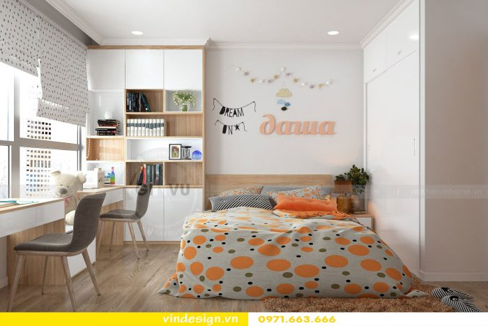 Thiết kế nội thất chung cư gardenia tòa A1 căn 11 số 12