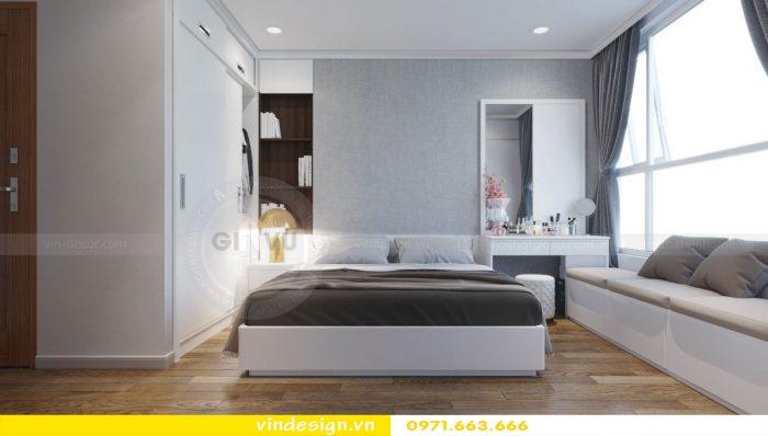 Thiết kế nội thất chung cư gardenia tòa A1 căn 11 số 13