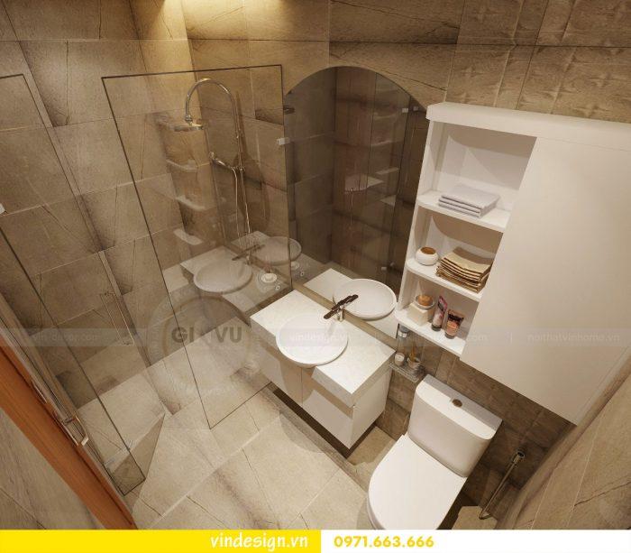 Thiết kế nội thất chung cư gardenia tòa A1 căn 11 số 15