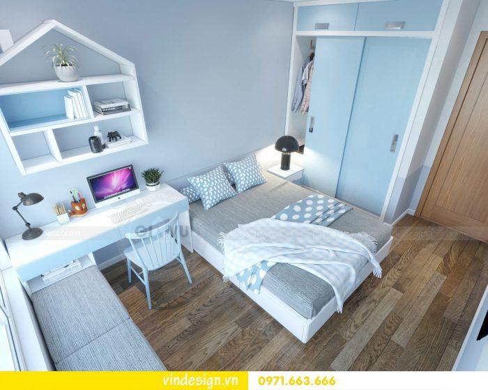 Thiết kế nội thất chung cư gardenia tòa A1 căn 11 số 16